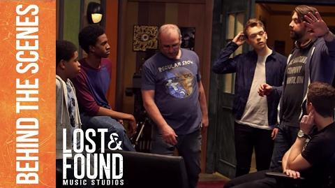 Lost & Found Music Studios - Behind the Scenes A Day on Set