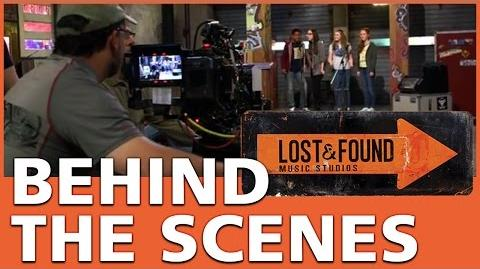 Lost & Found Music Studios - Behind the Scenes Set Tour