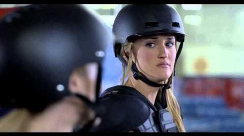 Zoie Palmer - Canada's Got Game (commercial)