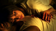 Kenzi and dead Hale (411)