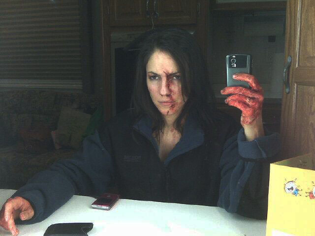 File:Anna Silk - during filming of pilot (Vexed).jpg