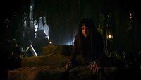 Kenzi in Inari's cave (306)