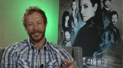 Kris Holden-Ried Interview (Season 3 DVD)
