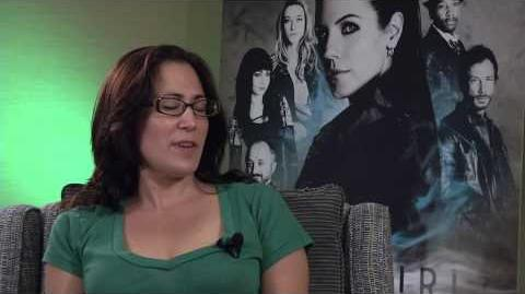 Emily Andras Interview (Season 3 DVD)