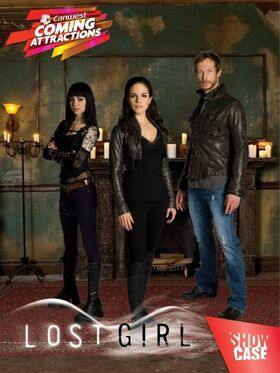 Lost Girl Showcase-Canwest poster (Fall 2010)