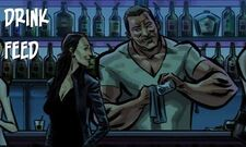 Lost Girl-Interactive Motion Comic (graphic)