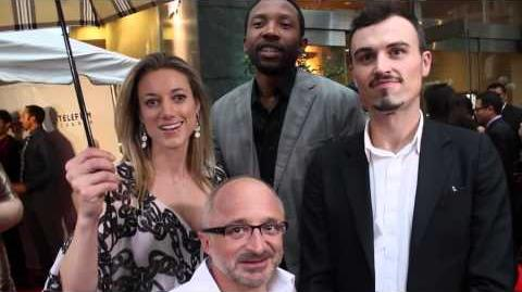 CAST OF LOST GIRL (Toronto International Film Festival 2013)