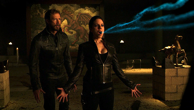 Image - Bo and Dyson (Dark Horse 413).png | Lost Girl Wiki ...Lost Girl Dyson Bo
