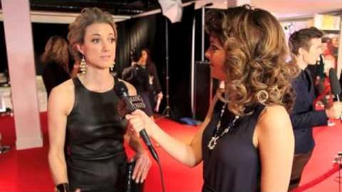 Zoie Palmer Interview - 2014 CSA
