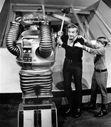 The Robot, Dr. Smith, and Will