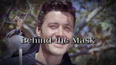 Guy Williams - Behind The Mask - Zorro