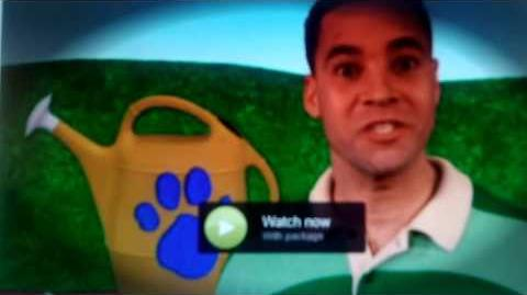 Blues Clues UK Missing Episodes