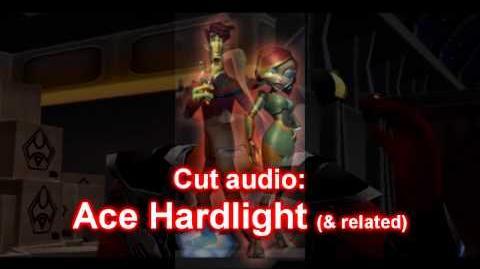 Unseen Deadlocked Ace Hardlight