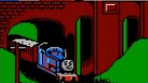 Thomas the Tank Engine and Friends (NES Prototype) Playthrough - NintendoComplete