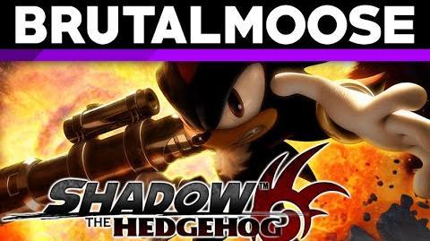 Brutalmoose's Shadow The Hedgehog Video (Original Uncut Ending)