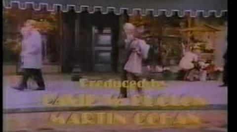 TED KNIGHT SHOW opening credits CBS sitcom