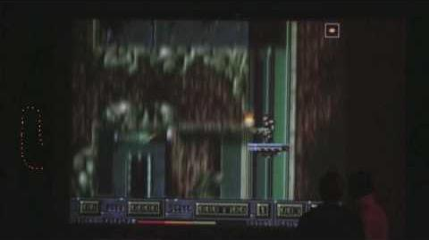 Hardcore (Cancelled 1994 Amiga/Sega Genesis/Mega CD Video Game)