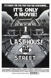 Last house on dead end street poster 01