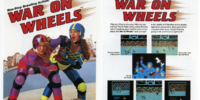 War on Wheels (Cancelled 1991 NES Game)