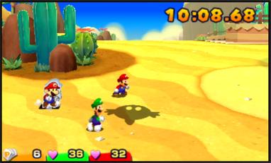 Mario Luigi Paper Jam File 07