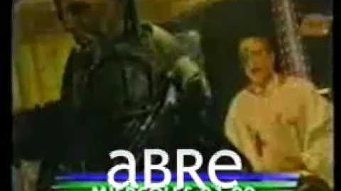 Telefe Cybersix ad