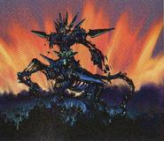 Xemnas- Kentauros Concept (Art) KHII
