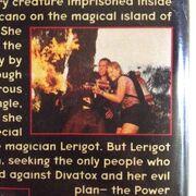 TurboPowerRangers(VHS)-Flamethrower scene