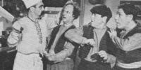 Three Stooges Malice In The Palice Deleted Scene (Curly Howard)