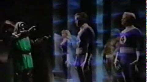 The Fantastic Four - 1994 Movie
