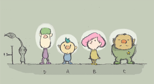 File:Pikmin 3 characters concept art.png
