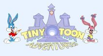 Tiny toons logo tom final fix version with purple lines