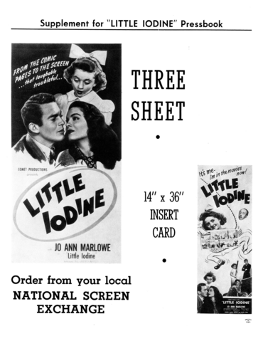 File:Little Iodine 1946 posters.png