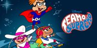 Disney's Teamo Supremo (2002-2004 Missing Episodes)