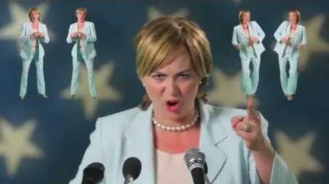 Hillary Clinton - Epic Rap Battles of History (unaired)