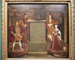 Remigius-van-leemput-henry-vii-elizabeth-of-york-henry-viii-and-jane-seymour-1667