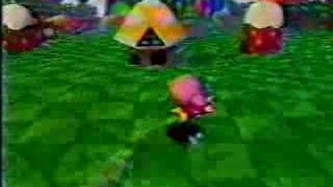 Kirby's Air Ride 64