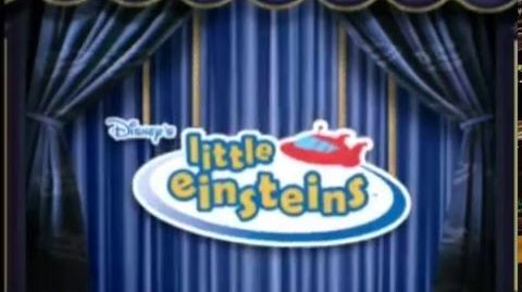 Little Einsteins (Rare Filipino Dub)