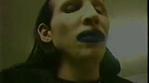 Marilyn Manson-Dead to the world (part 8 8)