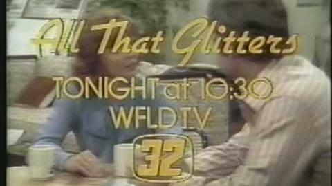 """WFLD Channel 32 - """"All That Glitters"""" (Promo, 1977)"""