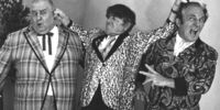 The Three Stooges (Cancelled 1970's Lineup)