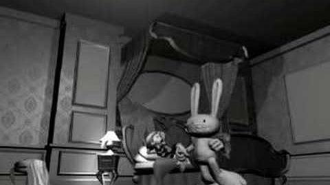 Sam and Max Freelance Police Unseen clips no 4