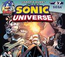 """Archie Comics' Sonic Universe """"Chaotix Quest: Parts 1-2"""" (original version)"""
