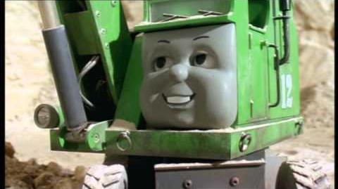 Thomas & Friends: Jack Jumps In (2002 Alec Baldwin Narration)
