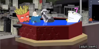 "Aqua Teen Hunger Force ""Boston"" (2008 Unaired Episode)"