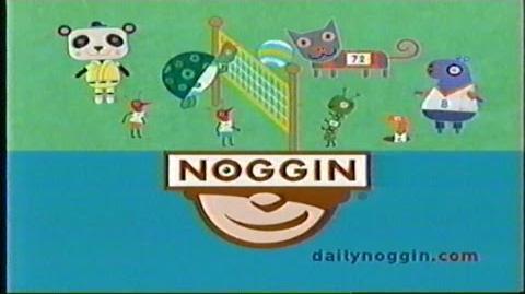 Noggin Promos (August 8th 2008)