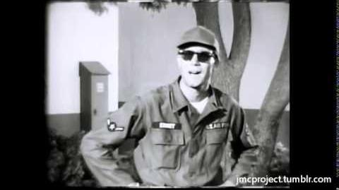 """John McCook in """"No Time for Sergeants"""" (1964)"""