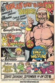 Hulk hogan cbs