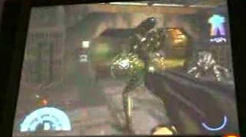 Aliens Colonial Marine PS2 Beta Proto - CANCELLED!