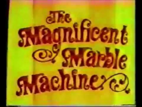 Magnificent Marble Machine