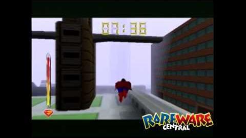 BETA Superman 64 Beta Playthrough